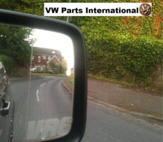 VR6 Etched Wing Mirror Decal VW Golf Corrado Mk1 MK2 MK3 MK4 Custom Made