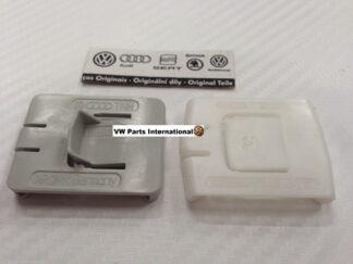VW Golf MK1 MK2 MK3 GTI VR6 Seat Runner Guide Clip Inner & Outer Genuine OEM VW