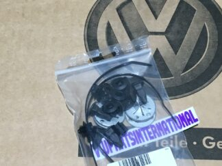 VW Golf MK4 GTI R32 Bumper Fixing Kit Repair Kit Front End Damage Genuine OEM VW Parts