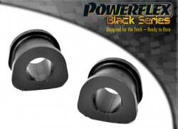 VW Golf MK2 GTI Powerflex Black Series 18.5mm Rear Anti Roll Bar Outer Mounts (PFR85-264-20BLK)