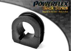 VW Golf MK3 VR6 GTI Powerflex Black 18.5mm Power Steering Rack Mount PFF85-232BLK