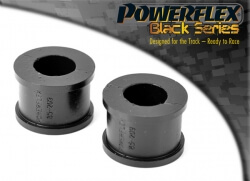 VW Golf MK2 MK3 GTI Powerflex Black Series 18mm Front Anti Roll Bar Eye Bolt Bushes (PFF85-209BLK)