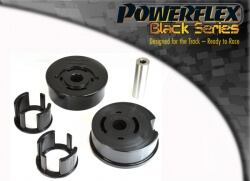 VW Golf MK2 Black Powerflex Rear Lower Engine Mount Bush (PFF85-244BLK) Rallye GTI G60 Country