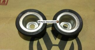 VW Golf MK4 GTI R32 Top Mount Top Cap Secure Strut 2x Brand New Genuine VW Parts