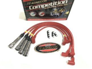 High Performance Race Magnecor 8.5mm Red Ignition Leads Brand New