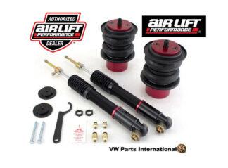 Audi A6 Quattro FWD RS6 S6 Allroad Air Lift Performance Rear Kit Bags Air Ride Suspension