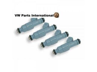 VW Golf G60 1.8T VR6 R32 Turbo Bosch EV6 Performance Injectors Blue 470cc x4