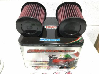 AUDI R8 5.2 V10 BMC CRF Air Intake Induction Carbon Racing Filter Kit (2x Filters only)