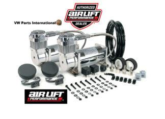 Viair400C Dual Pack Compressor 150 PSI - Air Lift Air Bags Air Ride Suspension