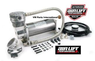 Viair 480C Chrome Compressor 200 PSI - Air Lift Air Bags Air Ride Suspension