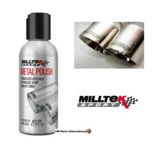 Milltek Sport Metal Polish