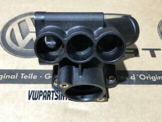 VW Golf MK3 VR6 2.8 2.9 Coolant Regulator Temperature Sensor Housing Genuine OEM VW Part