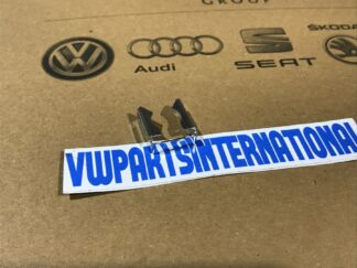VW Golf MK3 VR6 Fuel Injector Retaining Clip New Genuine OEM VW Part