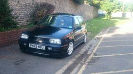Andy's Golf MK3