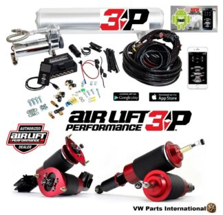 VW Golf MK1 GTI Jetta Scirocco 3P 38 Air Ride Management + Front & Rear Performance Kit