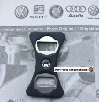 Genuine Volkswagen VW Bottle Opener Drinks Holder OEM Gifts Christmas Birthday 1K0858230A