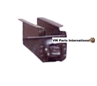vw-bay-window-camper-van-bus-box-t2-nsr-left-rear-jack-support-plate-new-part