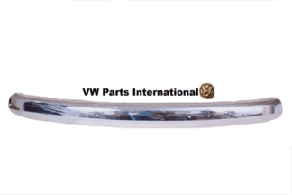 VW Bay Window Camper Van T2 Bus Chrome Front Bumper Centre Section New Part