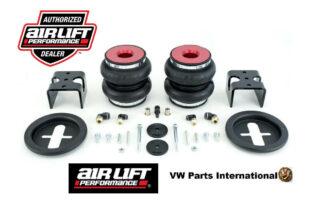 "VW Golf MK6 TDI TSI R Air Lift Rear Air Ride Suspension Kit Slam 6"" Drop"