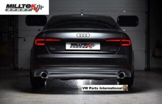 Audi A4 B9 2.0TFSI Milltek