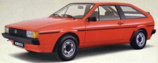 VW SCIROCCO (1973 - 1992)