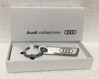 Genuine Audi Keyring Key Fob Key Ring Audi TT TTS TTRS TSI TDI Roadster Original Audi Accessory