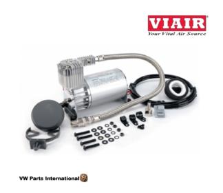 Viair 275C Compressor With Leader Hose and Check Valve 27520