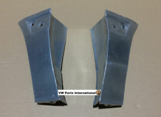 VW Golf MK3 Cabriolet Wing Fender Left & Right Front Repair Restore Panels New High Quality Parts