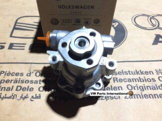 VW Golf MK4 R32 GTI Power Steering Pump Lightweight Spec -1kg Genuine New OEM VW Part