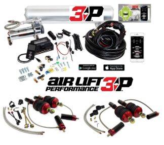 Audi R8 Quattro Spyder GT Plus V10 Air Lift Performance 3P 14 Management + Front & Rear Air Suspension Struts Bags Kit
