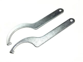 Coilover C Spanners Hooks Wrenches 75mm Coilies Adjuster Adjustment Tool For Suspension Tuning Setup