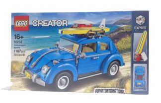 Genuine Lego Volkswagen Beetle Toy Christmas Gift Present Xmas Stocking Filler 16+ Expert Creator