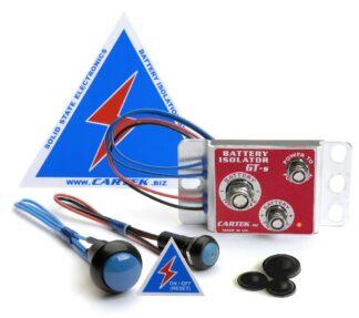 CARTEK GT kit Blue Button