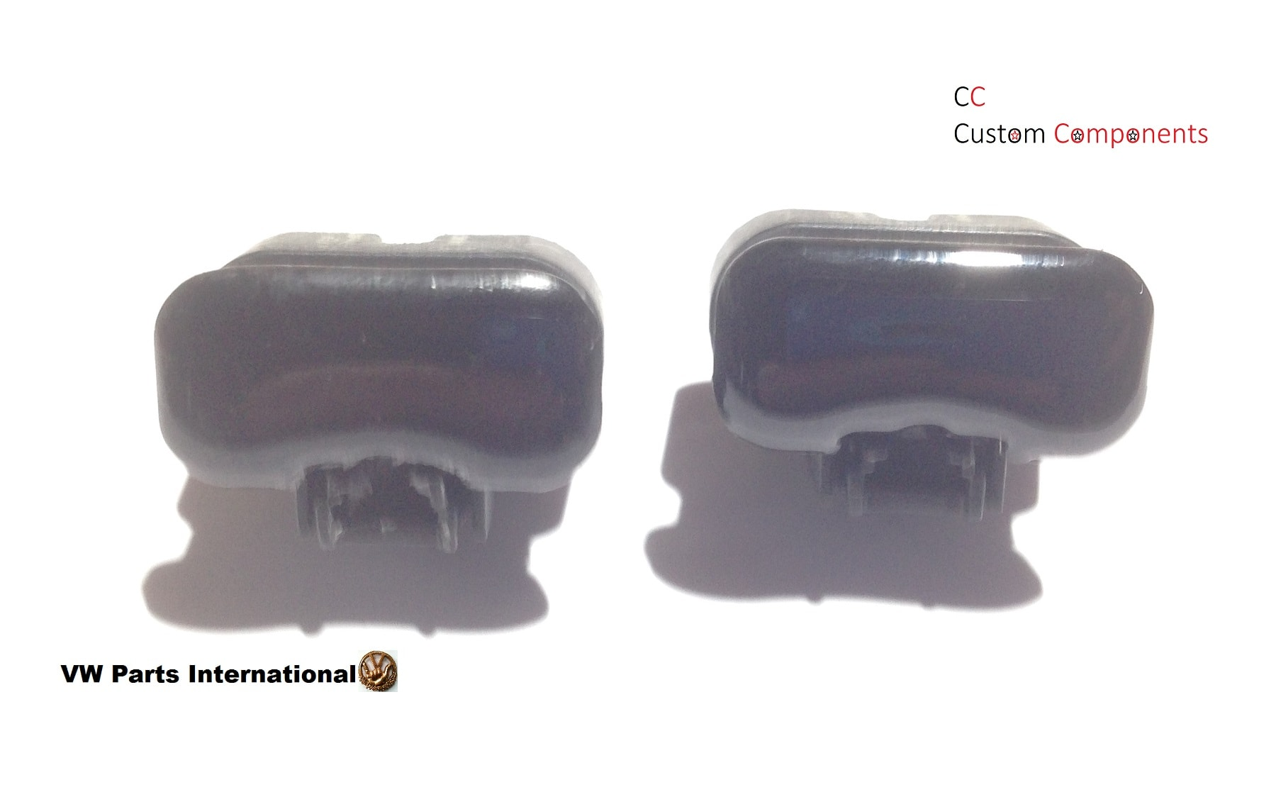 Audi RS3 2018 Exhaust System Valve Protectors Blanking Plugs New Custom Parts
