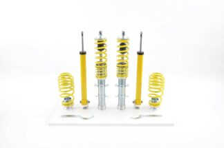 VW New Beetle FK Coilovers Suspension Kit Height + Damping Adjustable 98-10