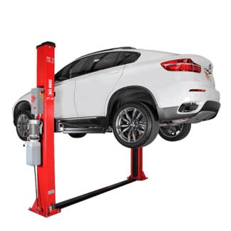 2 Post Car Lift 4ton Vehicle Lift Garage Workshop Ramp