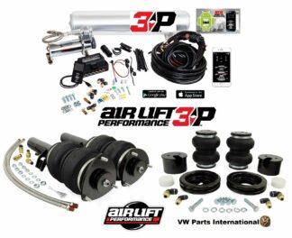 Golf MK7 Front + rear Slam kit 55mm 3P 78562 78662 27682