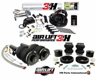 Golf MK7 Front + rear Slam kit 55mm 3H 78562 78662 27692