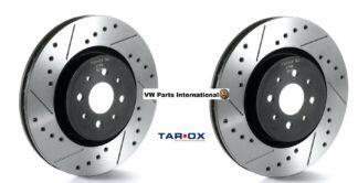 Pair Tarox Sport Japan Performance Upgrade Brake Discs
