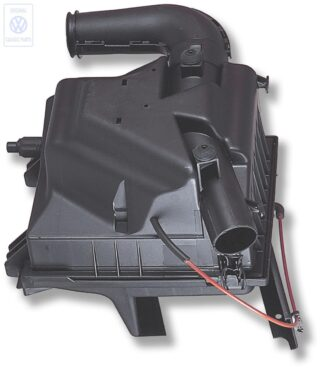 VW Golf MK3 Vento 2.0 Air Filter Housing Complete Genuine New Old Stock OEM VW Part 1H0129607DA