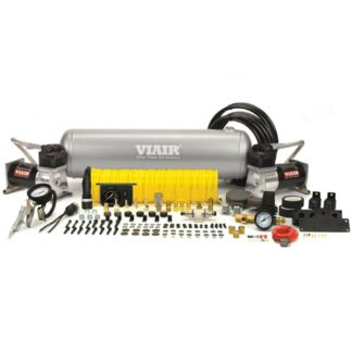 Viair Dual 280C On Board Air Supply System Tyre Inflator Off Road 4x4 Air Ride