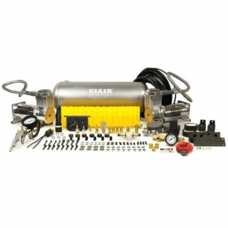 Viair Dual 400C On Board Air Supply System Tyre Inflator Air Ride 4x4 Off Road