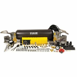 Viair Dual 380C On Board Air Supply System Tyre Inflator Air Ride 4x4 Off Road