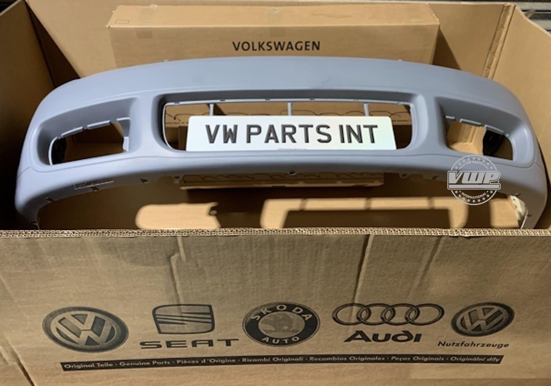 VW Golf MK4 R32 Front Bumper UK Euro Spec Genuine New OEM VW Part