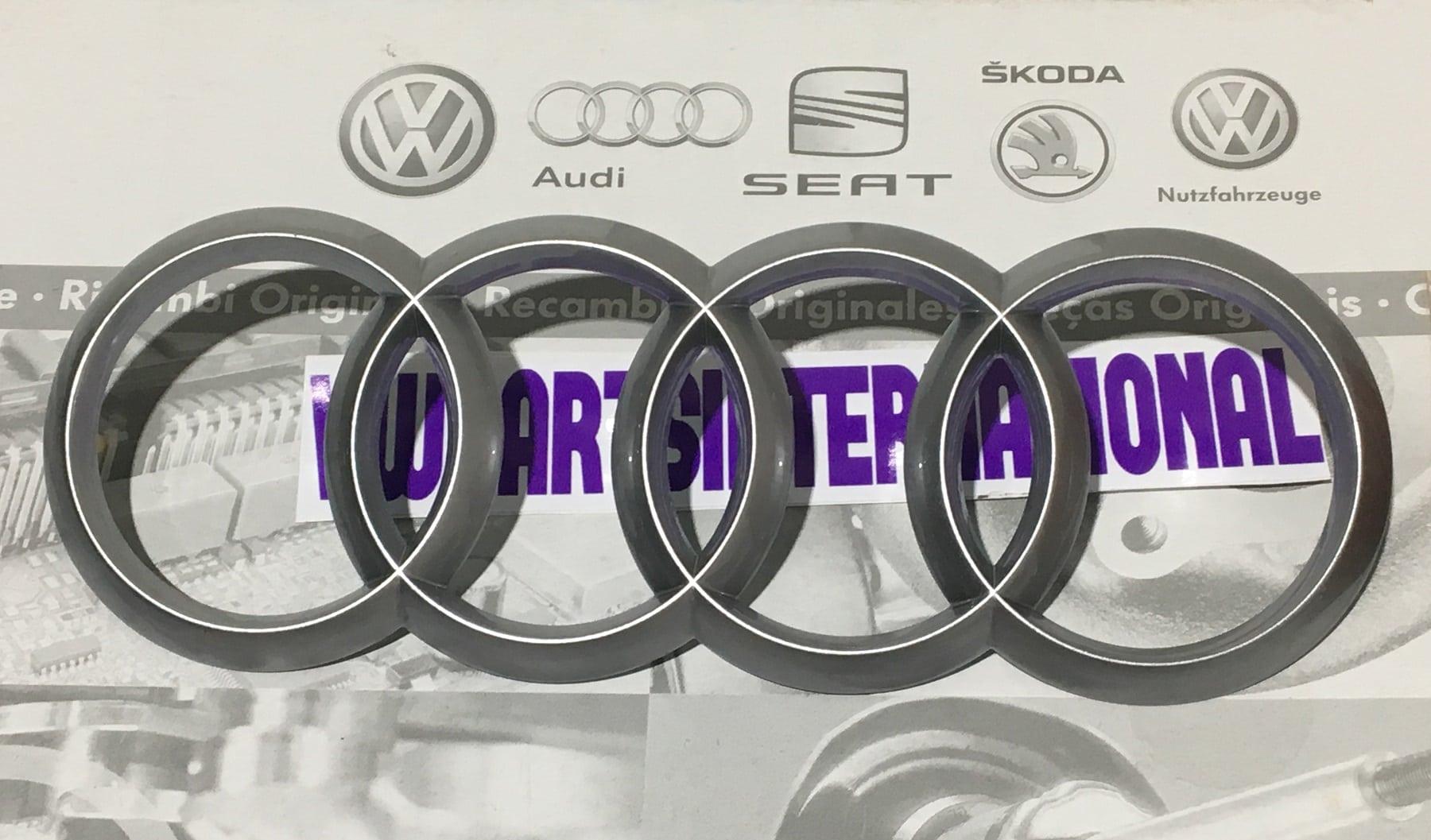 Audi TT MK2 3.2 Engine Logo Audi Badge Detail Inscription New Genuine OEM Audi Part