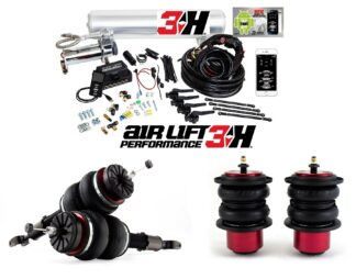 Audi A6 C6 Front and rear kit 3H 75577 75677 27692