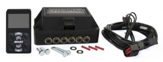 "Air Lift Performance 3S 3/8"" Manifold Digital Air Ride Management Kit with ALP3 Controller Only No Tank No Compressor 4"