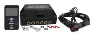 "Air Lift Performance 3S 1/4"" Manifold Digital Air Ride Management Kit with ALP3 Controller Only No Tank No Compressor 4"