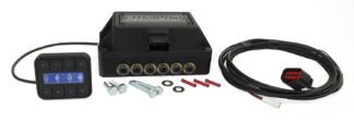 "Air Lift Performance 3S 3/8"" Manifold Digital Air Ride Management Kit with APV2 Controller Only No Tank No Compressor 4"