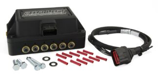 "Air Lift Performance 3S 1/4"" Digital Air Ride Management Kit Only No Tank No Compressor 4"